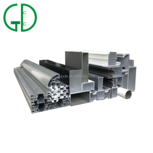 Export quality square alu extrusion profile