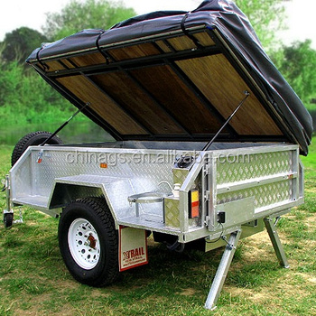 Camp Out Folding Camper Trailer Tent Buy 3 4 Person
