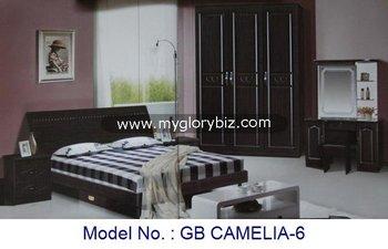 Haut De Gamme Elegant Mobilier De Chambre De Style Pour La Maison
