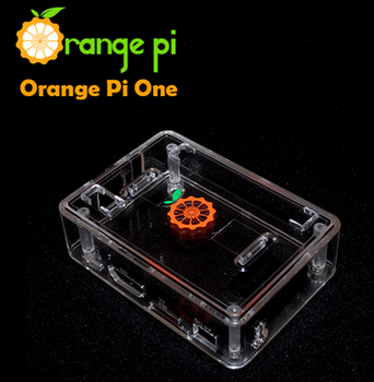 plastic case box for Orange pi one compatible raspberry pi 2 Raspberry