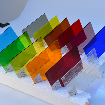 cheap high quality colored glass price sheet in china - Colored Glass