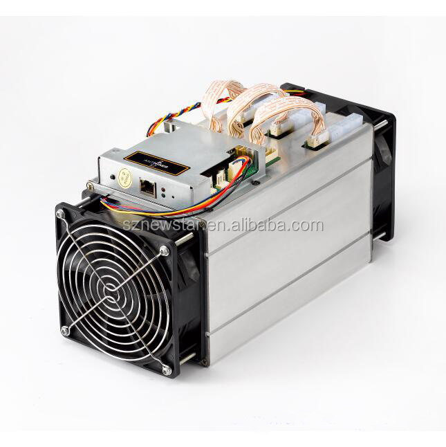 New Arrival: Antminer S7 4.73TH/S Bitcoin Miner S7 4730GH/s BTC with BM1385 Chip More Powerful and Better than Antminer S5