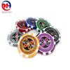 wholesale customize poker chips/11g 12g 14g clay poker chips