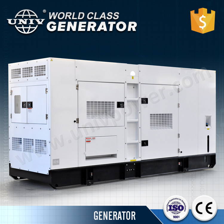 over 10 years experience factory ac three pahse silent diesel generator 25kv 50hz 230/400v