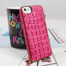 New Arrival Snake Leather Case For iPhone 5s 5g Luxury Leather Back Case For iPhone5s