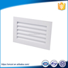 Exterior Aluminum Alloy Wall Louver Return Air Grille