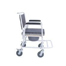 Portatori di handicap JL fisso <span class=keywords><strong>commode</strong></span> sedia a rotelle 693