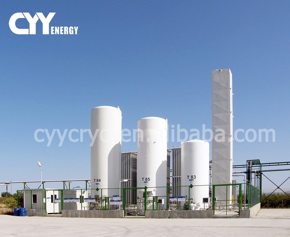 Asu Air Gas Separation Plant Liquid Nitrogen Oxygen Argon Carbon Dioxide  Plant - Buy Air Separation Plant,Liquid Nitrogen Production Plant,Used Air