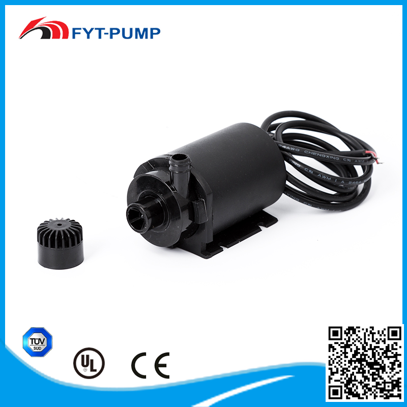 30w CE standard fountain water mini liquid filter dc pool pump motor