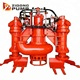 NSQ submersible sand slurry pump