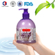 manufacturing process liquid hand wash/ 500ml liquid hand soap