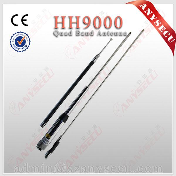 Inpedance 50 Ohm Quad Band Hh-9000 High Gain Car Radio Am Fm ...