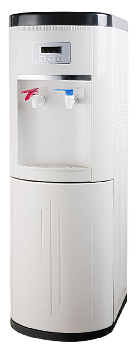 Kalt-und Warmwasser Spender R134a Kompressorkühlung Wasserspender ...