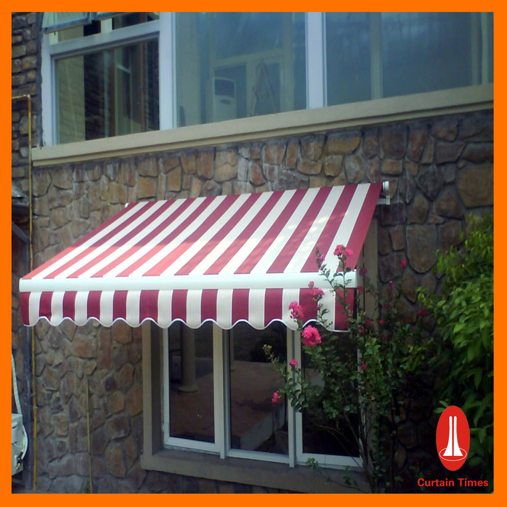 Curtain times Homey Automatic Outdoor Electric Awning With Valance & Curtain times Homey Automatic Outdoor Electric Awning With Valance ...