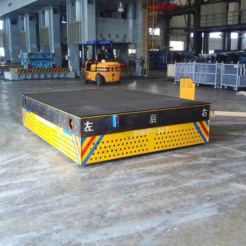 Excellent service industry use electric Transfer Cart Provider for factory and warehouse