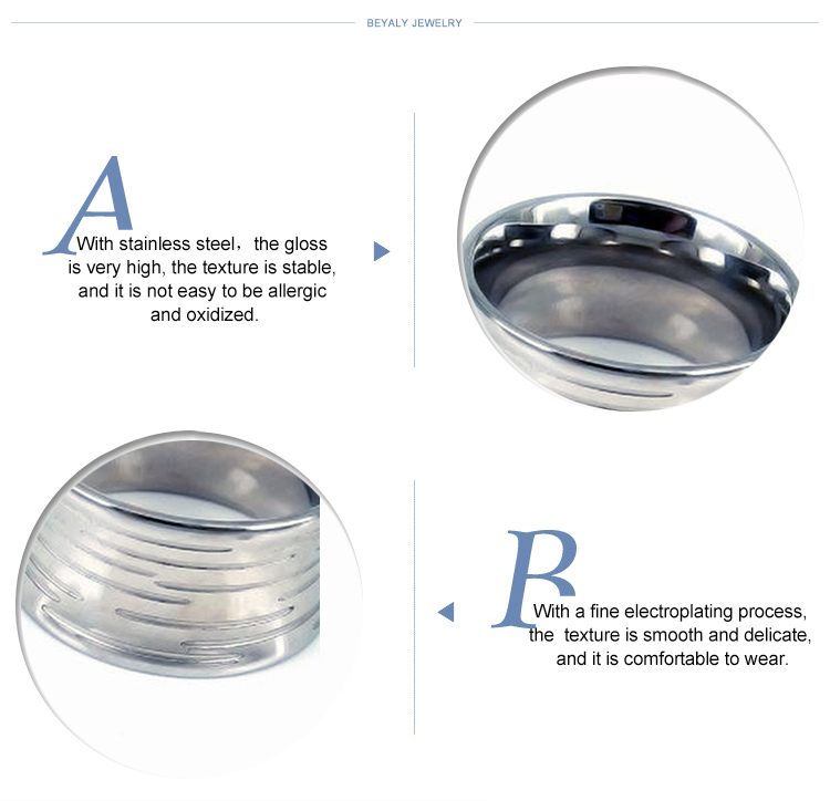 product-BEYALY-Fashion Best Price Popular Men Blank Stainless Steel Ring-img