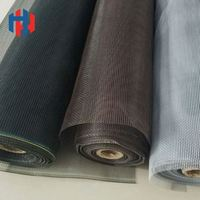exported to africa good aeration and ventilating fiberglass door insect fly screen wire mesh net