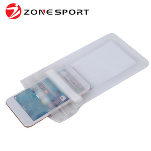 Reliable Moisture Proof Biodegradable Waterproof PVC Bag For Mobile Phone