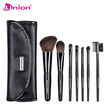 Latest New Design Private Label Crystal Handle Makeup Eye Brush Set