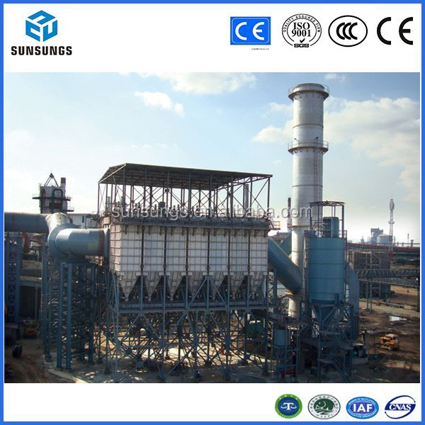 Air pollution control equipment, dust catcher cyclone