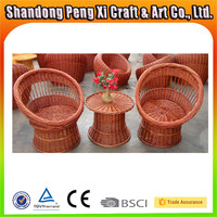 Cheap wicker rattan chair from China