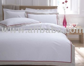 Egyptian Cotton Bed Linen Sheets Fashion Sets Hotels