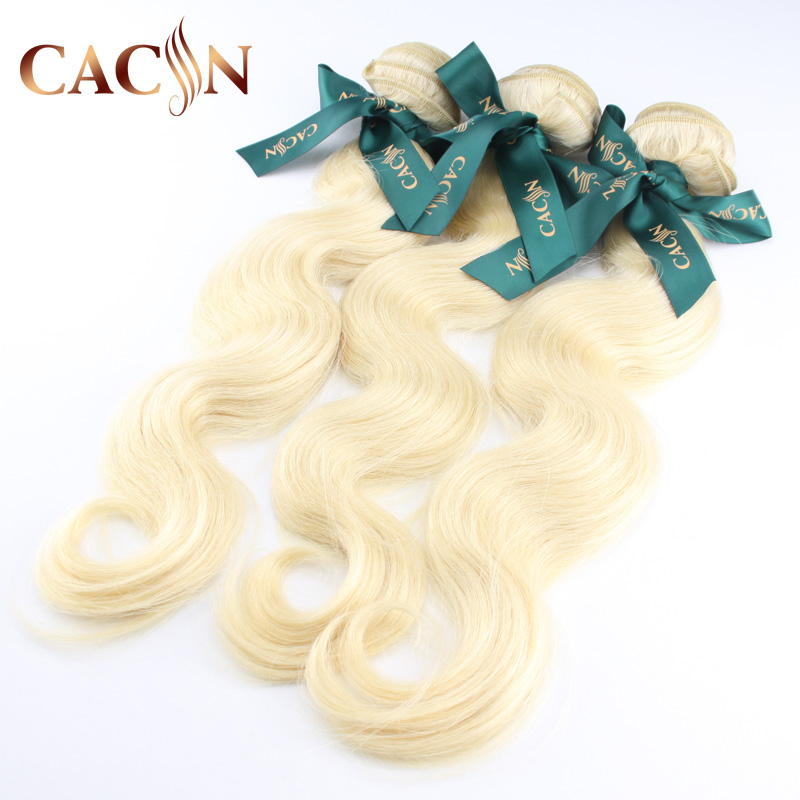 8A top quality 3 bundles body wave 613 virgin hair styles