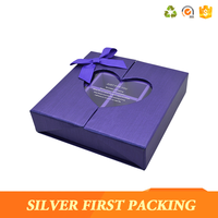 Wholesale indian sweet gift boxes with dividers chocolate packaging box