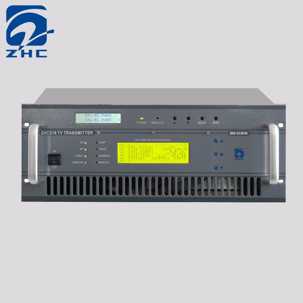 50w Tv Transmitter View Zhc Product Details Am Modulator And Rf Output Stage From Hangzhou Zhongchuan Digital Equipment Co Ltd On Alibabacom