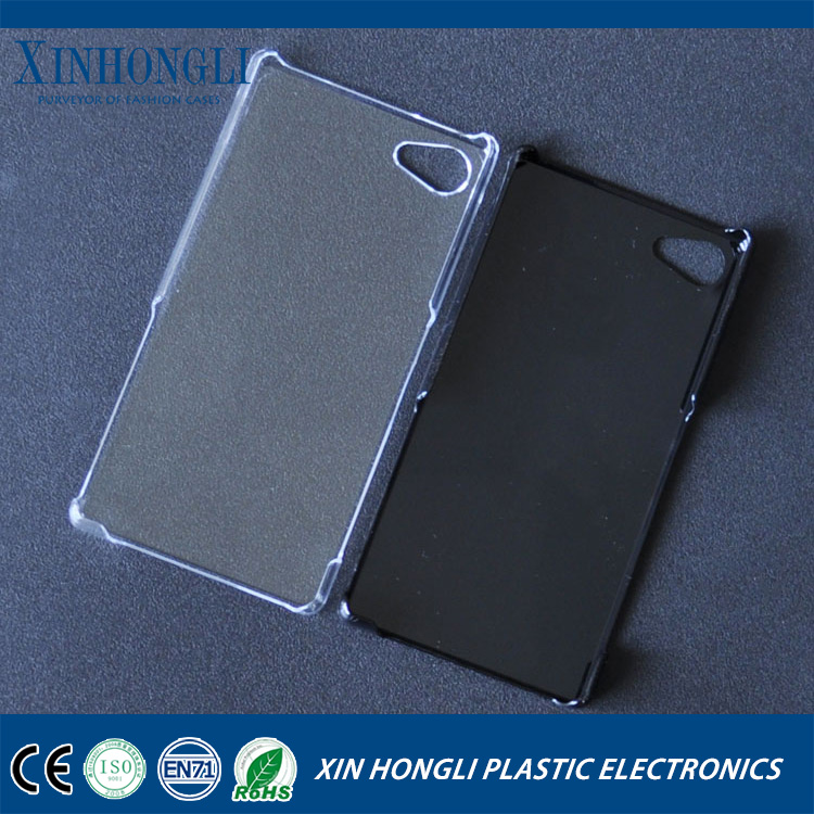 blank pc case for sony z5 mini bluk buy from china