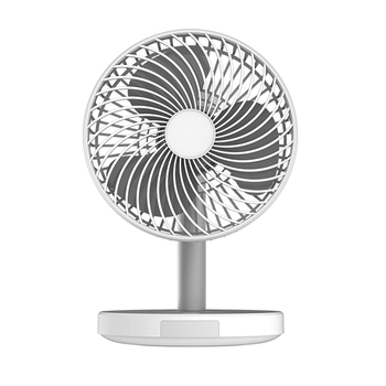 Home appliances plastic electric small table fan