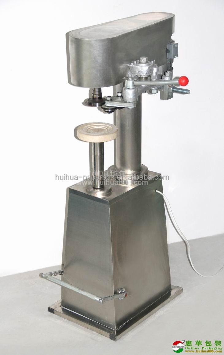 Hand Pull Manual Tin Can Sealing Machine