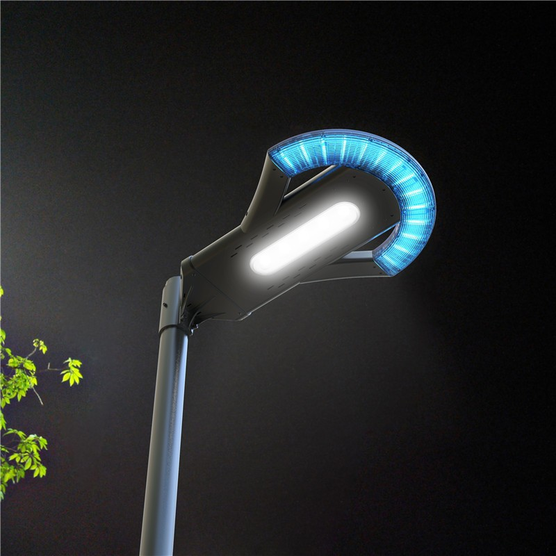 garden lamps modern solar led yard light solar outdoor garden light elegant cup design