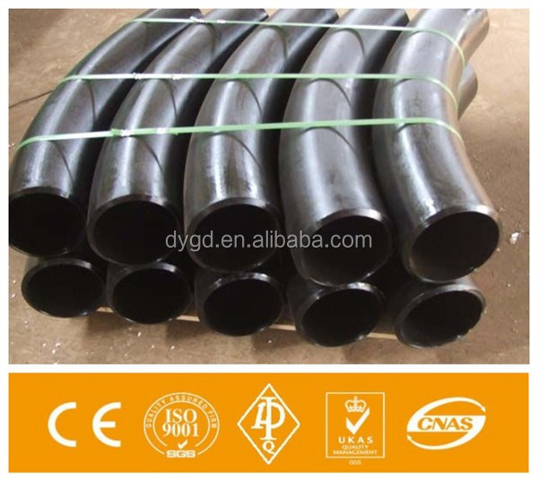 hot sale steel products seamless forged butt-welded alloy steel bend