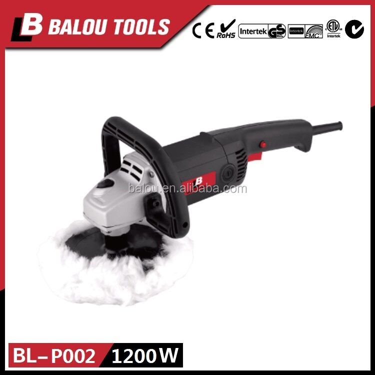 widely used rechargeable dual action car polisher