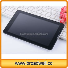 High Quality Metal Shell MTK6572 Dual Core 3G 7 Inch Capacitive High Resolution Tablet PC