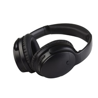 OEM/ODM neckband wireless bluetooth noise cancelling headphones super stereo hifi