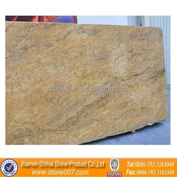 Good Price Timely Delivery Madura Gold Granite Slab