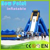 New Point inflatable slide, Commercial Bouncers For Sale