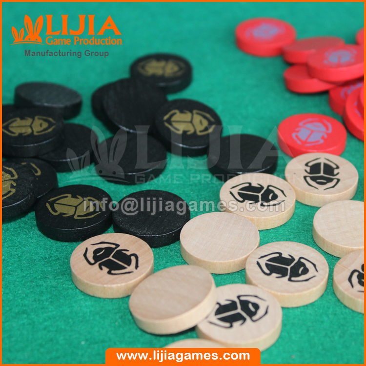Custom Board Game Token Houten Board Game Token Houten Game Stukken