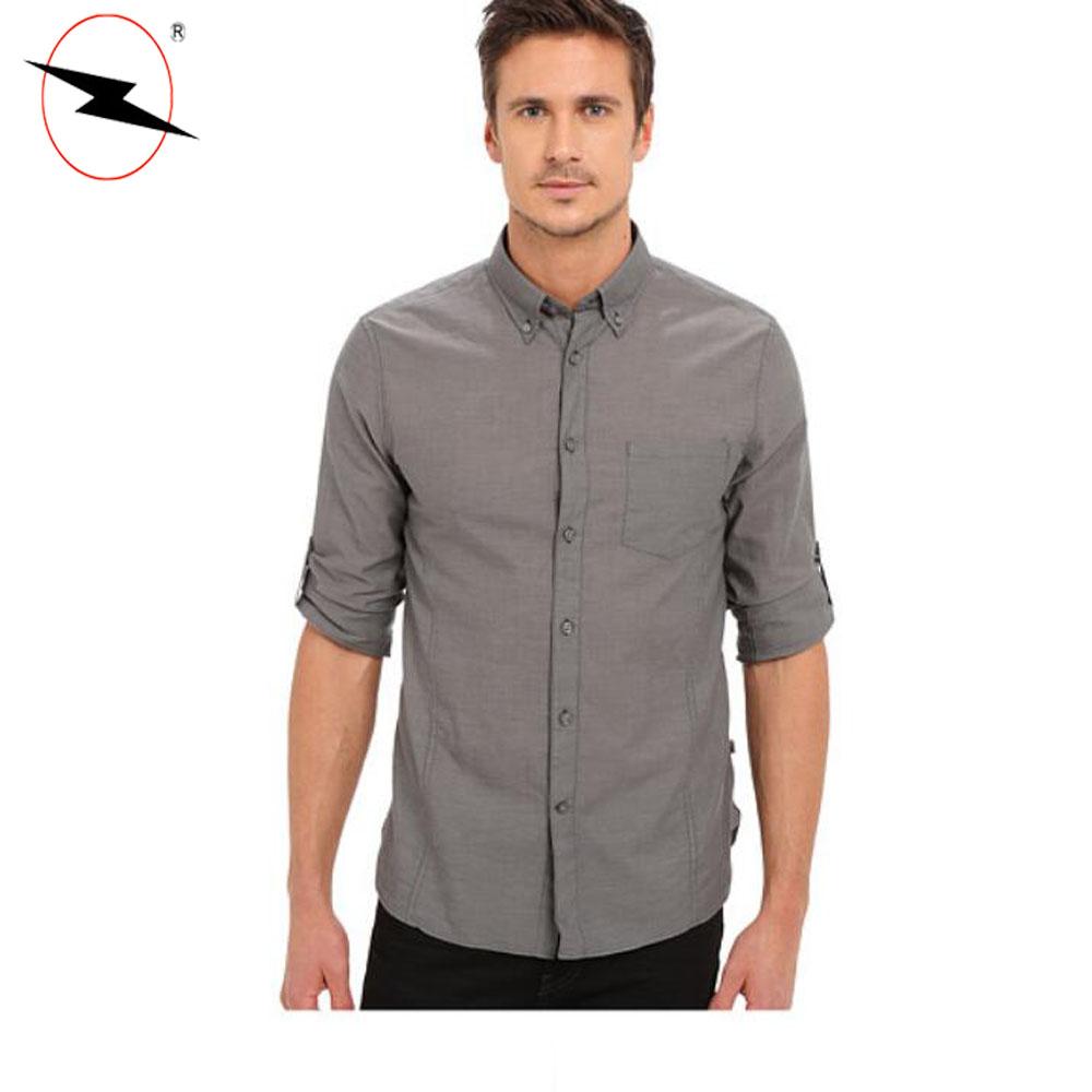 New Style High Quality Men Pant Shirts Slim Fit Mens Dress Shirt