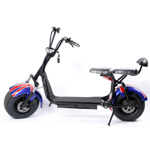 1000W 60V 12Ah lithium battery electric scooter city coco,citycoco electric scooter (XWZ-H002)