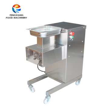 Space Efficient No bone Fresh Beef Pork Chicken Slicer, Fish Meat Cutting Slice Machine