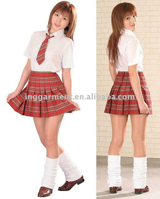 School Girl Lesbian Strapon