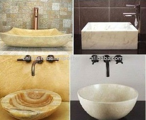 whole sale stone basin for bathroom