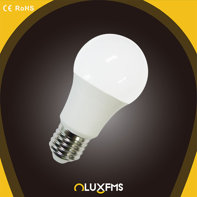 Very competitive price 7W e27 sensor LED bulb Equivalently to 45W led lamp