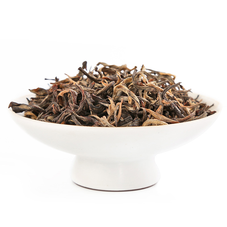 High quality Chinese yellow tea Yunnan high mountain organic tea