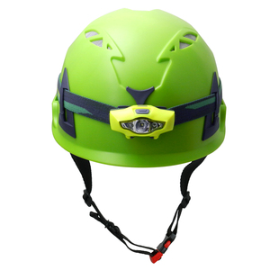 Open Face Aluminum Mesh Protective Hard Hat