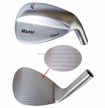 USGA conforming grooves Forged Golf Wedge