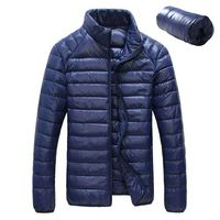 Winter Lightweight Mens Outdoor Down Wear